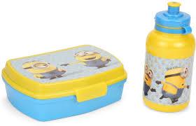 Minion Desk Accessories by Flipkart Com Minion 2pcs Value Set 1 Containers Lunch Box