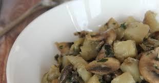 cuisiner les topinambours a la poele philo aux fourneaux poêlée de topinambours chignons