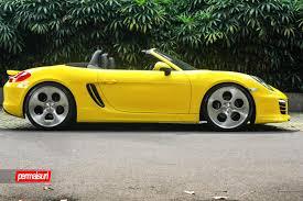 porsche 914 yellow vossen wheels porsche boxster vossen forgedlc series lc 103