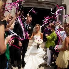 wedding wands 50pcs lot multicolour wedding decoration ribbon stick sparklers