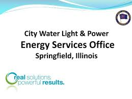 city water light and power ppt city water light power energy services office