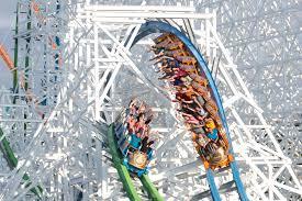 Six Flags Magic Mountain Wbir Com Six Flags Magic Mountain To Open Daily All Year In 2018