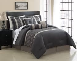 bedroom nice 11 piece queen renee embroidered bed in a bag set