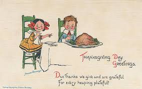 my thanksgiving prayers the broad side