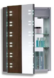 illuminated bathroom cabinet with shaver point 600mm x h 700 with