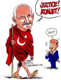 kemal kilicdaroglu chp turkey justice march theglobepost the