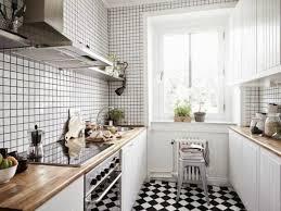 carrelage damier cuisine le carrelage damier noir et blanc en 78 photos damier carrelage