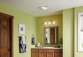 Bathroom Fan With Light And Nightlight Nutone 9965 Ceiling Heater With Fan Light Light