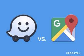 Waze Maps Waze Vs Google Maps Which Is Better Navigational Marketing