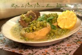 cuisiner les petit pois tajine de petits pois en sauce blanche cuisine algerienne amour