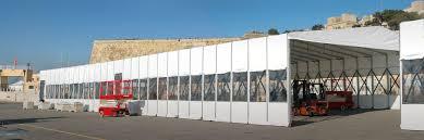 capannone in pvc usato box garage capannoni in pvc