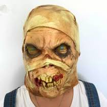 Super Scary Halloween Masks 魔乐族乳胶玩具店from The Best Taobao Agent Yoycart Com