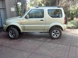 suzuki jimny sj410 finally got it efs