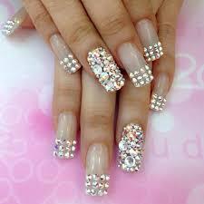 5 unique nail art ideas for the clueless bride