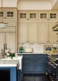 blue kitchen cabinets toronto marvelous the color trend we scout