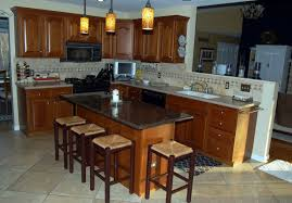 Freestanding Kitchen Island With Seating by Exotic Design Of Green Kitchen Countertops Image Of Ninja Mega
