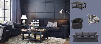 Ikea Sofas And Armchairs Ektorp Three Seat Sofa And Ektorp Tullsta Armchair With Idemo