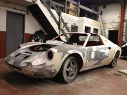 fake ferrari body kit cars ferrari dino 246 replica