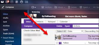 mail yahoo basic how to switch between the full and basic versions of yahoo mail