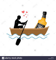 alcoholic drinks clipart lover alcohol drink man and bottle of whiskey boat ride lovers