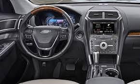 2007 Ford Explorer Interior Ford Edge Vs Ford Explorer Specs