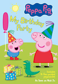 review nick jr u0027s peppa pig my birthday party dvd kindred
