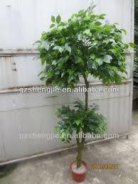 artificial plants artificial small tree indoor plant ficus tree