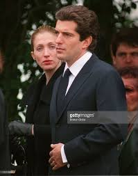 carolyn bessette kennedy michael kennedy funeral pictures getty images
