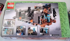 minecraft ferrari lego minecraft 21124 the end portal 559pcs 2016 ebay