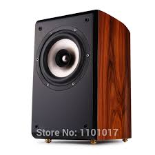 tuolihao q6 speakers bookshelf range one driver hifi exquis
