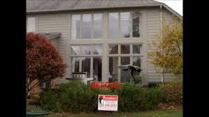 window exterior siding and window treatments by wallside windows