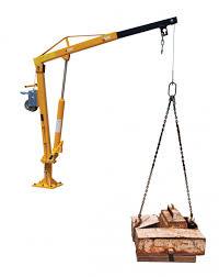lifts cranes hoists winch