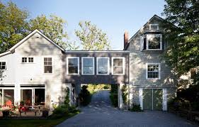 two houses in vermont one two houses and the bridge in between the