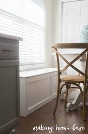 Build Storage Bench Window Seat by How To Build A Window Seat With Storage Diy Tutorial