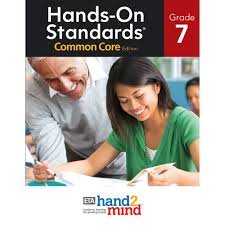 hands on standards common core edition grade 7 teacher