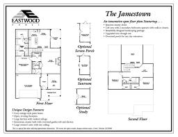 jamestown eastwood homes