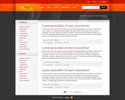 free drupal themes for blog drupal free themes