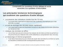 activit des si es sociaux les aspects éthiques et sociaux des systèmes d information de