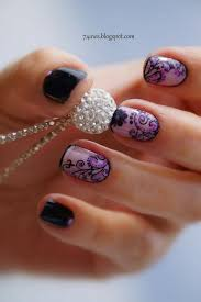 20 fashionable lace nail art designs lace nails design and
