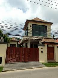 cha12421 4 bedroom house with private pool in chalong phuket