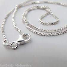 necklace chains silver images Fashion necklaces pendants ebay jpg