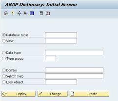 sap t code description table 7 essential sap transactions t codes for development that every