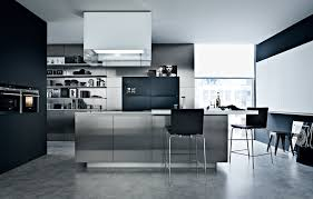 Kitchen Design Black And White Kitchen Design Varenna