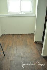 Kitchen Tile Floor Ideas by Home Depot Porcelain Tile Looks Like Wood For The Future