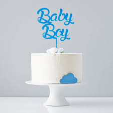 baby boy u0027 baby shower cake topper by sophia victoria joy