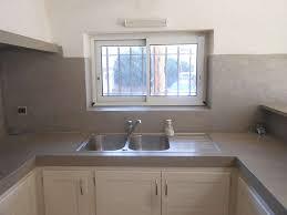 beton ciré pour plan de travail cuisine beton cire pour credence cuisine