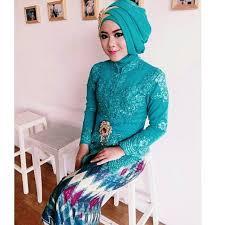 model jilbab model jilbab kebaya modern contoh baju kebaya 2018