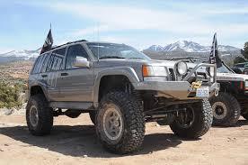 1992 jeep laredo parts v 8 grand trail runner at moab utah road 4x4 and
