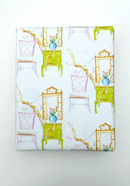 chinoiserie wrapping paper gift wrap wrapping paper chinoiserie sketch of interior