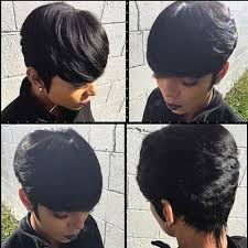 27 piece black hair style instagram post by voiceofhair stylists styles voiceofhair